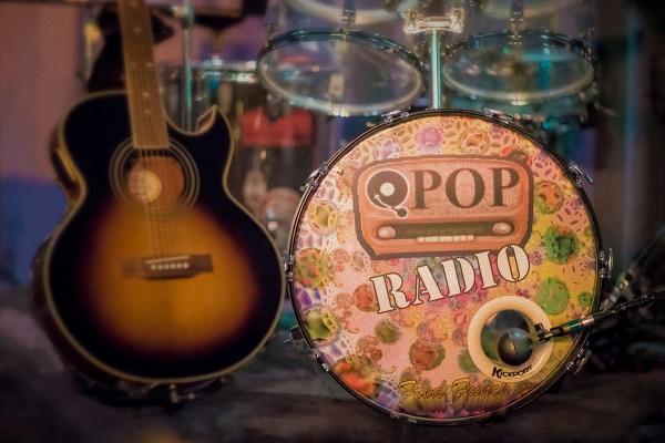 QPOP Drum Head